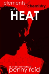 penny reid,elements of chemistry,heat