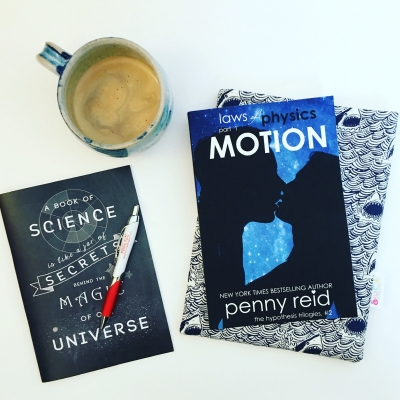 penny reid,motion,laws of physics